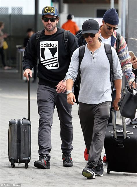 Brody Jenner Is With Blls by Brody Jenner Prepares For Dj Nightclub Appearance In Perth