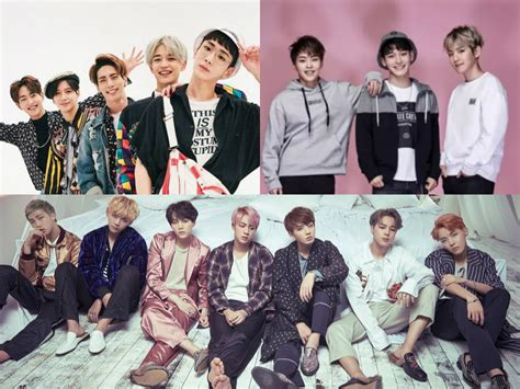 exo and bts watch shinee exo cbx bts and more light up the stage