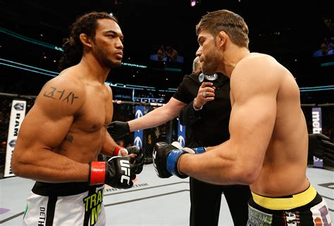 benson henderson tattoo bellator hopes to earn legitimacy with henderson win at 165