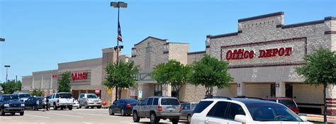 Office Depot Weslaco by Weitzman Property Grapevine Towne Center