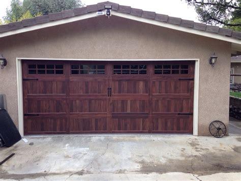 Garage Door Accents Chi Accents Door Mahogany With Stockton Windows Yelp