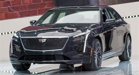 2019 Cadillac Turbo V8 by Cadillac S Blackwing Turbo V8 Comes To 97 000 Ct6