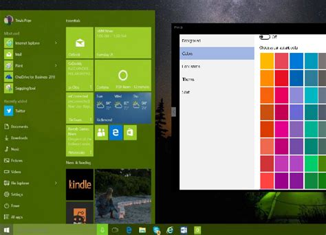 changing themes for windows 7 how to change themes and background colors in windows 10