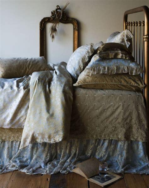 bella notte coverlet bella notte linens blue and gold bedding bedding pinterest