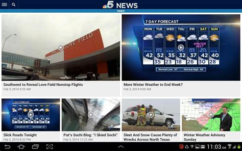 nbc weather app for android nbc dfw android apps on play