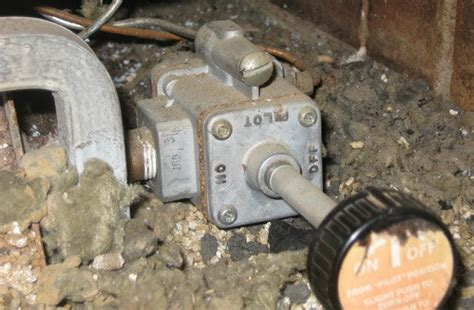 gas fireplace shut valve how to remove and replace a gas fireplace valve