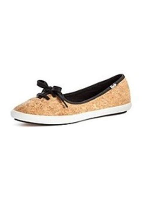 keds sneakers on sale keds keds 174 quot teacup cork quot slip on sneakers sizes 6 5 8