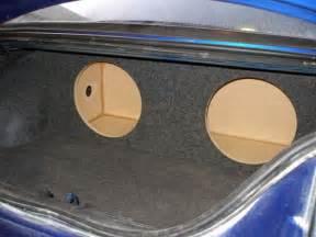 Design Home Audio Video System custom sub enclosure affordable sub box