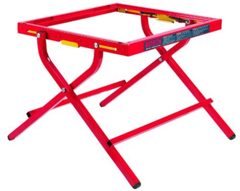 Folding Table Saw Stand Bosch Ts1000 Table Saw Portable Folding Stand Industrial Supply