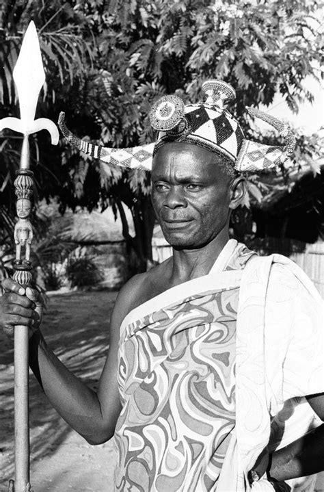 Kwilu Pende Chief, Gungu, Congo (Democratic Republic