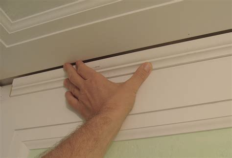 Bathroom Crown Molding Ideas by Bathroom Crown Molding Gap The Joy Of Moldings Com
