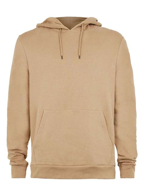 Shirts And Sweatshirts Classic Fit Hoodie Tans Products And Classic
