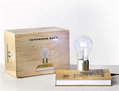 levitating bulb spaceb levitating light bulb l 187 gadget flow