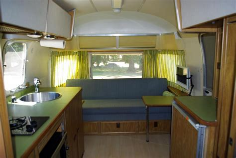 1975 home interior design forum stunning restored 1954 airstream flying cloud travel