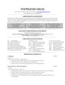 coding resume sle sle records clerk clerk sle resume