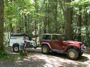 Davies Jeep Lite Weight Cer Trailers For Wrangler Jeep Wrangler Forum