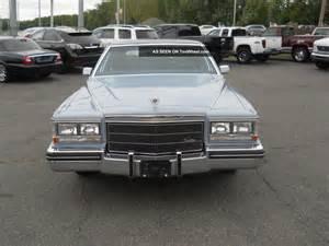 Fleetwood Brougham Cadillac 1983 Cadillac Fleetwood Brougham D Elegance