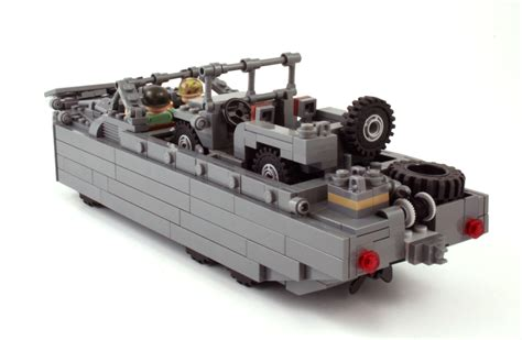 lego u boat for sale coming august 2013 dukw hibious truck kit brickmania