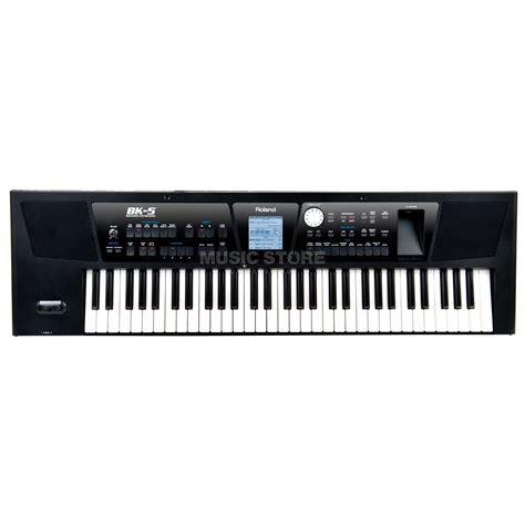 Keyboard Roland Bk 9 roland bk 5 backing keyboard