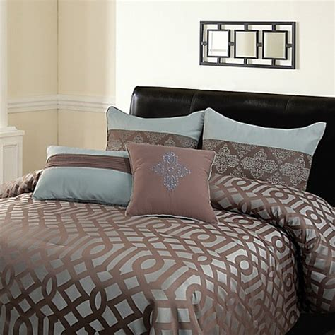 bed bath and beyond queen comforter sets buy gena queen comforter set from bed bath beyond