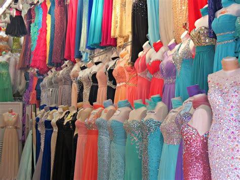 dress shops dress stores palisades mall la fashion district downtown los angeles