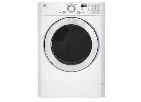 Kenmore Clothes Dryer Reviews Kenmore 91392 Clothes Dryer Consumer Reports