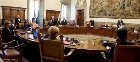 agenda consiglio dei ministri cdm ok depenalizzazione reati brevi e agenda