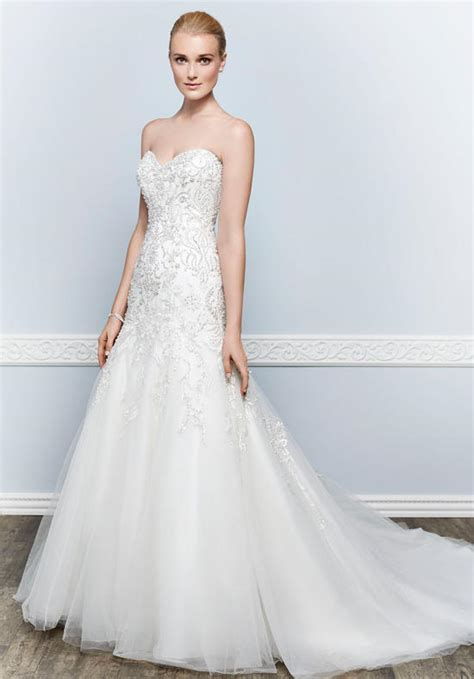 stunning and stylish strapless wedding dresses ohh my my