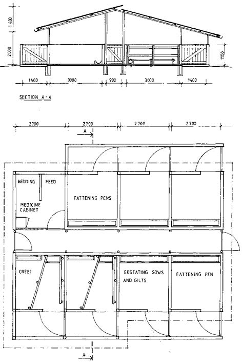 pig housing plans pig building plans for houses quotes