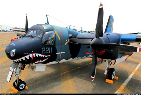 roc navy grumman s 2t turbo tracker g 121 militar navy aircraft and planes