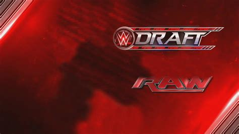 renders backgrounds logos wwe raw draft background