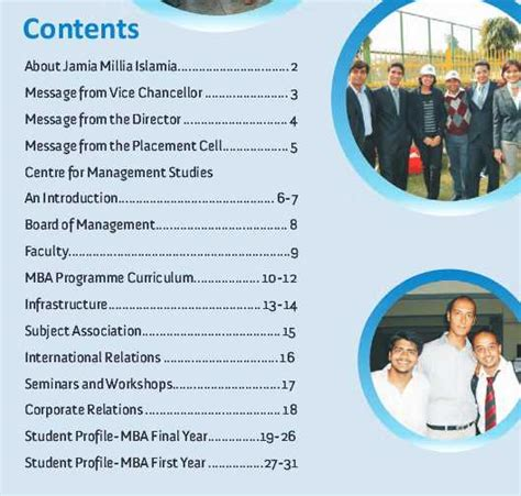 Jamia Mba Executive by Jmi Mba Placement 2018 2019 Student Forum