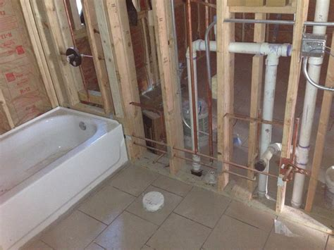 bathroom rough plumbing 301 moved permanently master bathroom shower what to wear