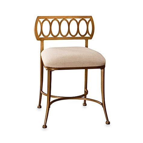 makeup chair for bathroom canal street vanity stool bed bath beyond