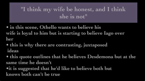 themes in othello a level othello conflict english literature as a level youtube