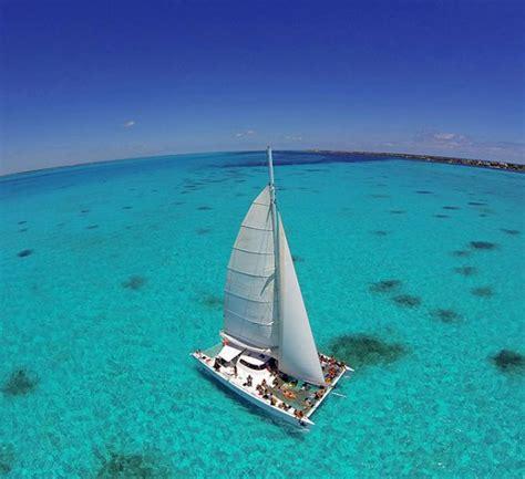 isla mujeres cruise by catamaran isla mujeres catamaran tour from playa del carmen