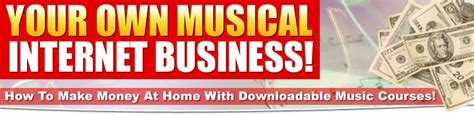 music affiliate programs your own music internet business