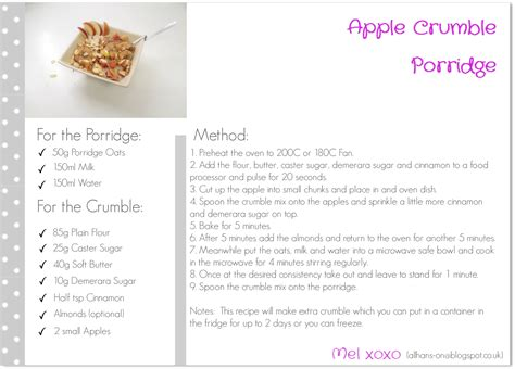 printable recipes uk all hans on baking crafts lifestyle blog apple