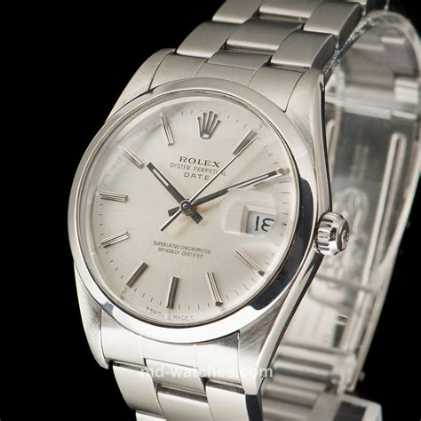 Confidence Oyster rolex oyster perpetual date