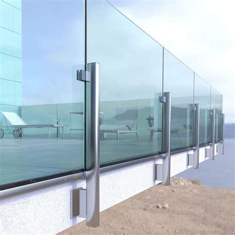 vitre de pas cher garde corps verre maior 60 line faraone
