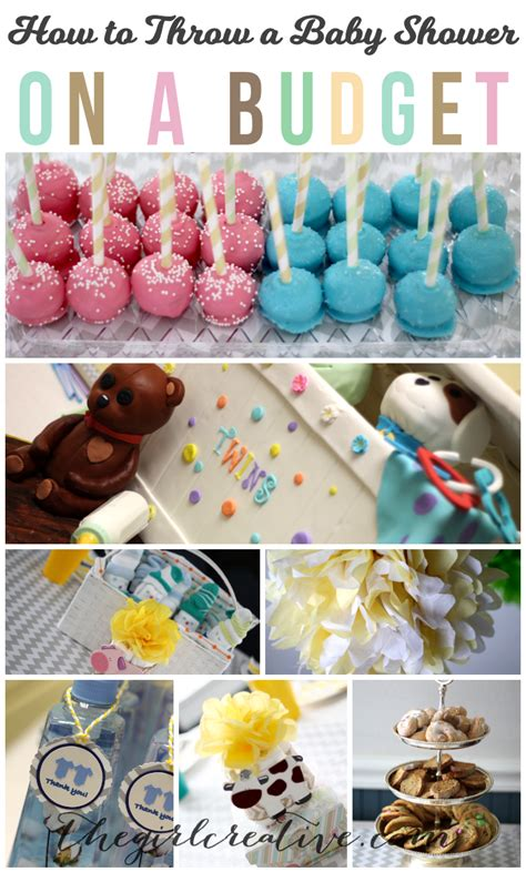 Decorating For A Baby Shower On A Budget by Gender Neutral Baby Shower