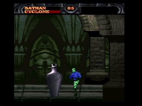emuparadise batman batman forever usa rom