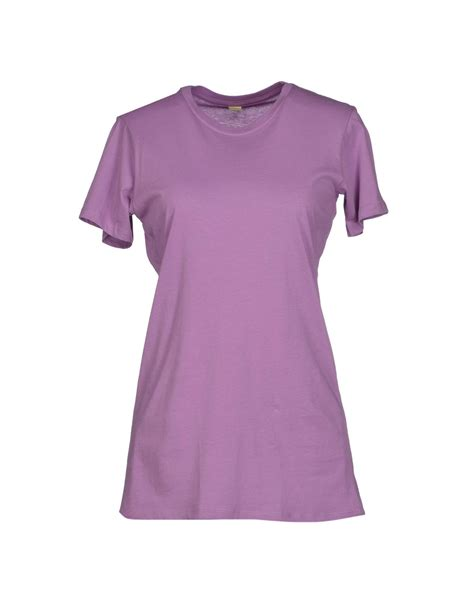 light purple dress shirt alternative apparel t shirt in purple light purple