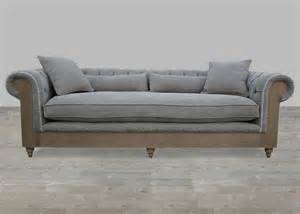 Can You Put A Slipcover On A Leather Sofa Birch Wood Grey Sofa