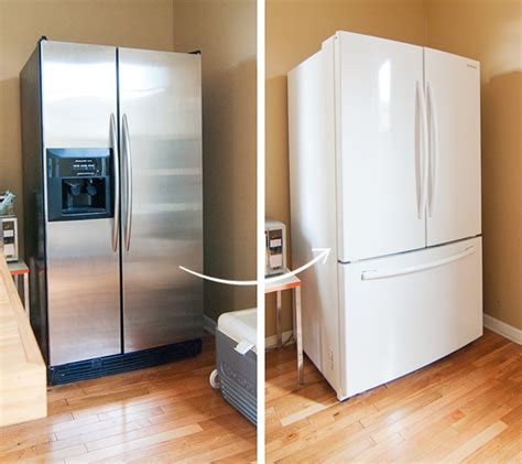 stainless steel appliances featuring white kitchen appliances stainless steel vs white yellow brick home