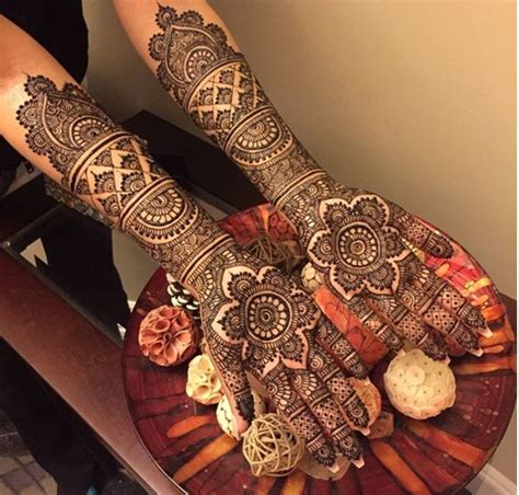 Wedding Henna by 32 Arabic Mehndi Designs To Inspire From