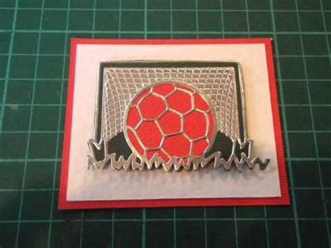 Handmade Football Cards - 17 best images about iris folding origami paper