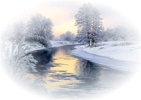остыли реки и земля остыла картинки