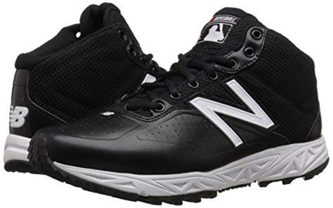 New Balance Mid Cut 950v2 Umpire new balance s mu950v2 umpire mid shoe black white 12