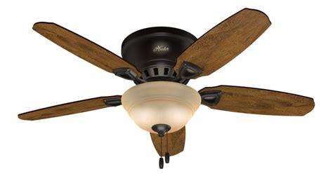hunter louden ceiling fan object moved
